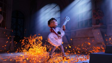 Disney-Pixar makes movies like Coco but the deal with Fox would give it even more content depth for its merchandising and own subscription channel ambitions.