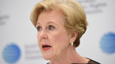 Human Rights Commissioner Gillian Triggs