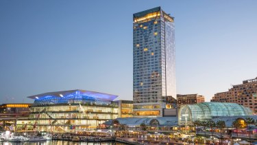 Developed by Lendlease, the hotel is part of the $3.4 billion, 20 hectare transformation of Darling Harbour.