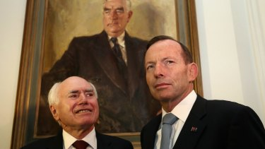 Former prime ministers John Howard and Tony Abbott have warned against a treaty with Indigenous Australians.