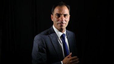 Labor's education spokesman Jihad Dib.