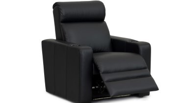 US maker Row One's home theatre seats are in high demand.