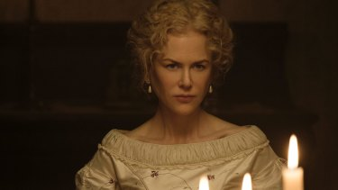 Sexual tension and dangerous rivalries surface in The Beguiled.