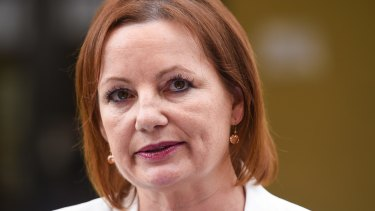Sussan Ley has resigned after a furore over her travel expenses.