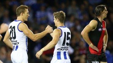 The Kangaroos enjoyed their eighth win of the season.