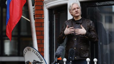 Julian Assange, founder of WikiLeaks, will ask a London court to drop the arrest warrant that stems from his breach of bail conditions in Britain.