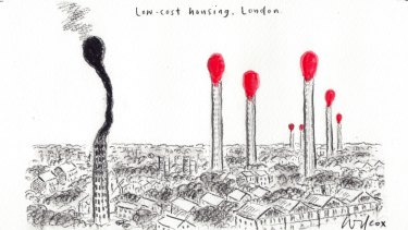 Cathy Wilcox's Walkley award-winning cartoon.