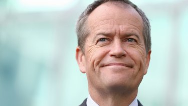 Bill Shorten: There's been a lift in the Opposition leader's performance on the stump.
