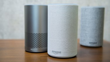 Amazon will launch a takeover bid for Australian smart homes next year when its Alexa-powered Echo smart speakers arrive to challenge Google Home and Apple HomePod.