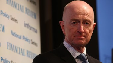 Investors await Tuesday's policy decision from RBA governor Glenn Stevens.
