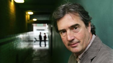 Author Sebastian Barry's latest novel follows a Irishman's eventful life in the United States.