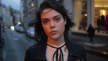 Emma Parkinson, 19, the Australian injured in the Paris terror attacks.