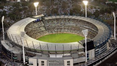 A world record crowd for a women's sporting event could be broken at the MCG.