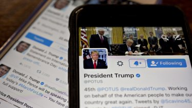 One of Twitter's biggest trolls is now leader of the free world.