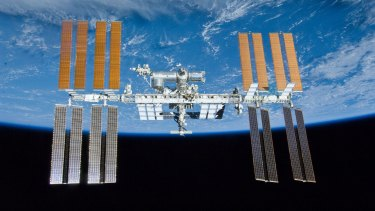 The International Space Station is the largest object ever constructed by humans in space.
