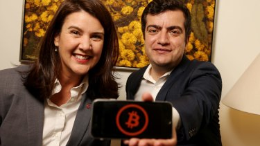 Liberal Senator Jane Hume and Labor Senator Sam Dastyari have formed the Parliamentary Friends of Blockchain at Parliament House