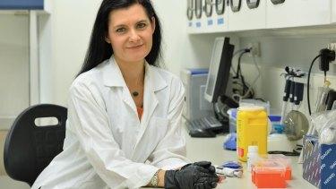 Adjunct Professor Rebecca Johnson, director of the Australian Museum Research Institute.
