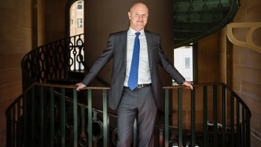 """CBA chief Ian Narev says it is an """"uncomfortable fact"""" that large companies had victims and perpetrators of domestic and family violence as customers, employees and shareholders."""