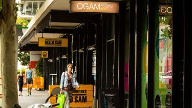 South Yarra's OGAM Clinic in Melbourne.