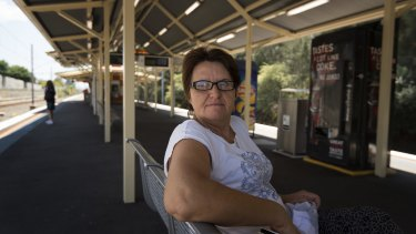 Zelkida Kucalovic said commuters were already frustrated about train services and would not want to lose their direct service.