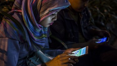 Digital technology is at the core of life, work, culture and identity in Indonesia.