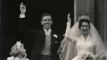 Lord Snowdon Was A Celebrated Photographer And The Raffish Husband