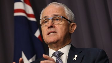 Prime Minister Malcolm Turnbull said various players in the battle against Islamic State had their own agendas.