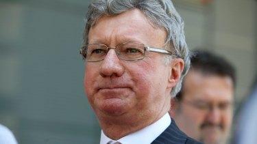 Queensland Governor Paul de Jersey.