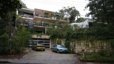 "Neighbours said the Buckeridges, who live in exclusive Vaucluse, ""keep to themselves""."