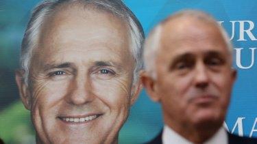Prime Minister Malcolm Turnbull.