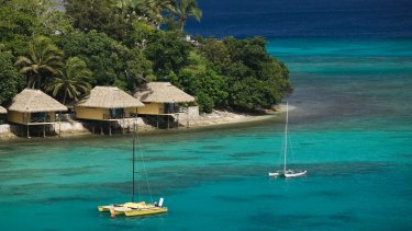 Low-lying island nations – such as Vanuatu – are at greater risk from rising sea levels and have long pushed for a lower target maximum temperature increase.