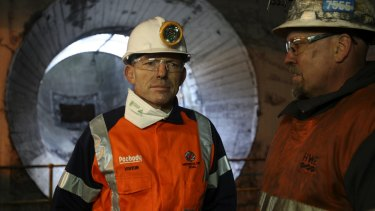 Over time, Tony Abbott, who now champions coal, has both supported and opposed carbon taxes, emissions-trading schemes and renewable-energy targets.