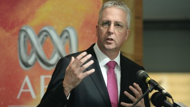 "ABC managing director Mark Scott said the number of redundancies would be ""very significant""."