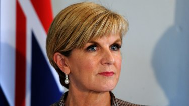 Foreign Minister Julie Bishop has not allayed concerns about whether the Turnbull government's refugee swap deal will go ahead.