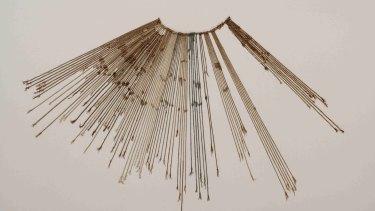 Inca ornament, 1400-1533 AD.