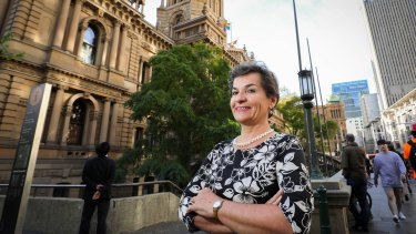 Christiana Figueres is in Sydney to discuss the role cities can play in battling climate change as the vice chair of the Global Covenant of Mayors for Climate and Energy.