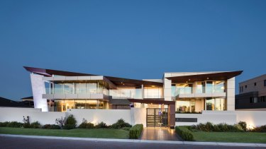 Spadaccini Homes won both Australian Home of the Year, partnered by CSR and Australian Custom Built Home, partnered by Stramit Building Products.