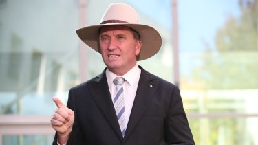 "Many of Barnaby Joyce's proposed ""relocations"" have reduced in scale to ""opening a bush branch office""."