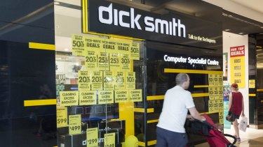 The administrator's report estimated $101.6 million at best could be recovered from the sale of Dick Smith stock and other assets.