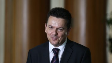 The collapse of Dick Smith has led to a Senate inquiry spearheaded by Independent Senator Nick Xenophon,