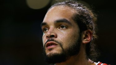 Uncertain future: Joakim Noah.