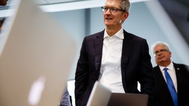 "Tim Cook promised that, in future, Apple would ""give users more visibility into the health of their iPhone's battery"" and let people see if their battery's age affects their phone's performance."
