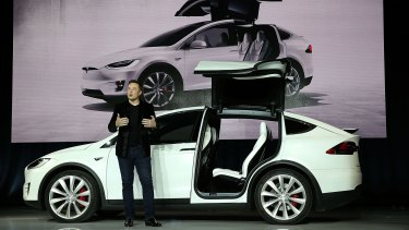 Electric car pioneer Elon Musk's Tesla continues to hit roadblocks, but is about to go mass market.