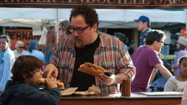 Jon Favreau in <i>Chef</i>, which he also wrote, directed and produced.