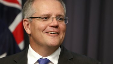 New Social Services Minister Scott Morrison has taken the axe to community grants.