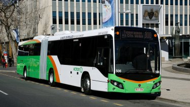 """Labor opposition councillor Jared Cassidy described the vehicles as a """"bendy bus, if you will, with an extra bit on the back""""."""
