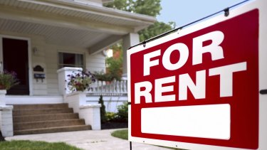 Many young Australians are now renting homes after being squeezed out of the property market.