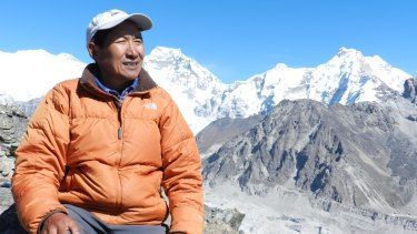 Pertemba Sherpa says expedition organisers are not selecting people with enough experience.