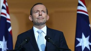 Tony Abbott was notable among world leaders in his immediate and forceful criticism of Vladmir Putin and his regime's destabilising influence in eastern Ukraine.