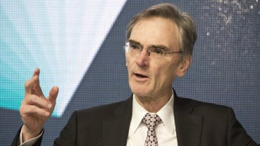 ASIC chairman Greg Medcraft has encouraged the use of the technology.